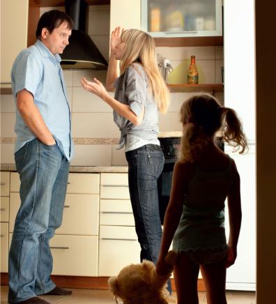 rozvod,rozchod,péče dítě