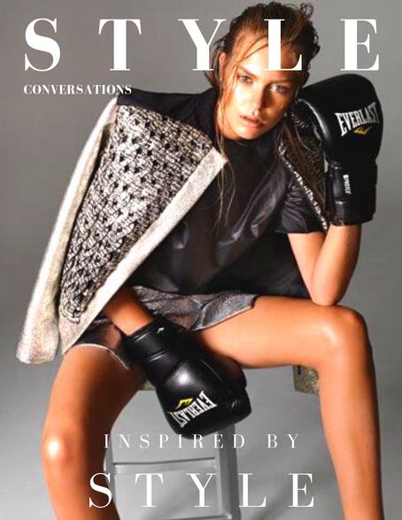 Style Conversations Magazine GREY Issue