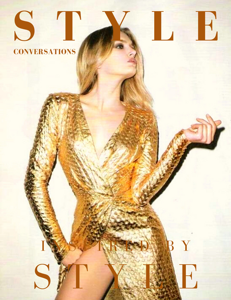 Style Conversations Magazine GOLD Issue