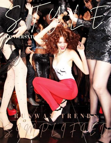 Style Conversations Magazine CELEBRATION Issue