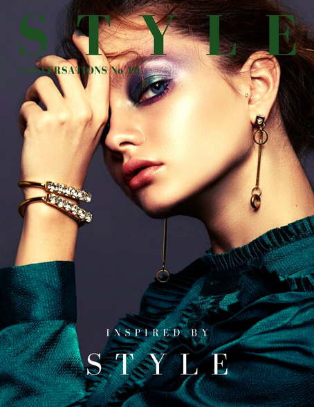 Style Conversations Magazine GREEN Issue