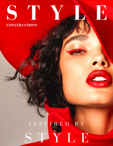 Style Conversations Magazine ROSSA (RED) Issue