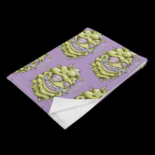 STRAINGE Throw Blanket