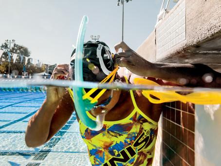 איך לבחור שנורקל שחייה