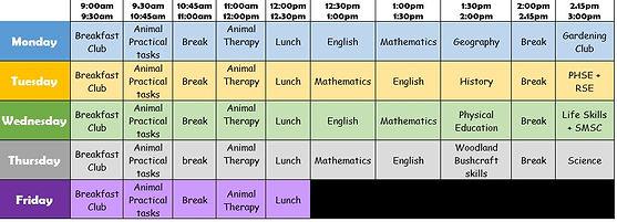 Primary timetable.JPG