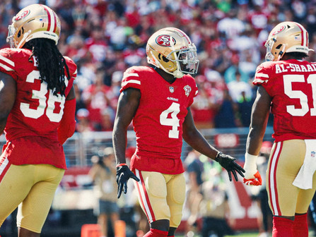 Busting the Coverage: Breaking Down the 49ers' Secondary Performance Against Seattle