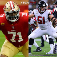 49ers Extend Trent Williams and Sign Alex Mack