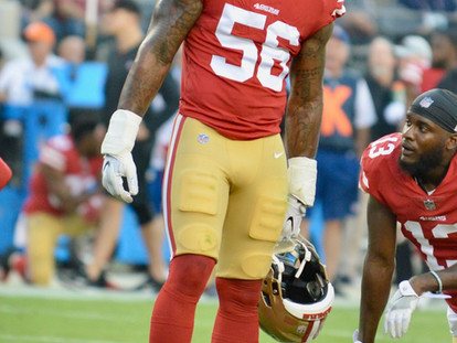 Fifty-Two Pickup: How the 49ers Can Learn to Play Without Reuben Foster