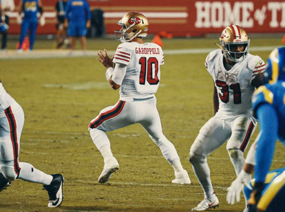 On Rental: Is Jimmy Garoppolo a Fit as the Quarterback of the Future?