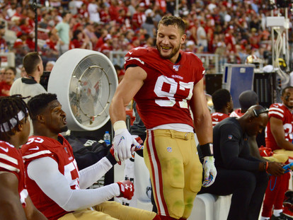 An Eye on the Horizon: A Look at 2019 49ers Roster Moving Towards 2020 Part 4