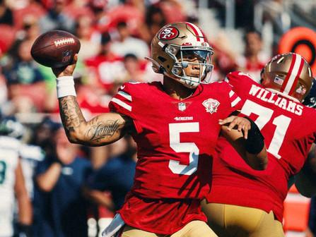 Tailor Made: Adjusting the 49ers Gameplan to Lance's Skillset