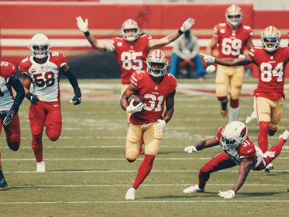 49ers Fan Fiction: A Future held in the dreams of Fans