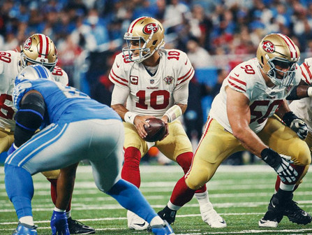 Fighting Through Quicksand: How Jimmy G got Past Mental Blocks for a Monster Game