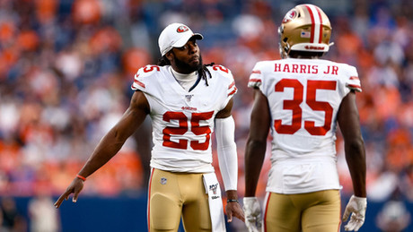 49ers Sign 13 Players to Reserve/Future Contracts