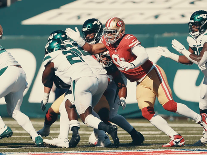 Potential X-Factors for 49ers vs. Giants