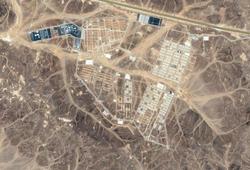 Azraq Refugees Camp
