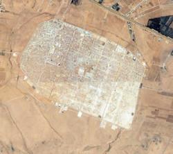 Zaatari Refugees Camp Jordan
