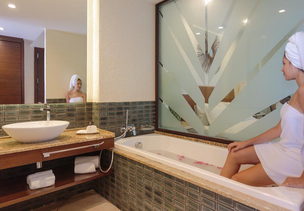 Banheira luxo casal