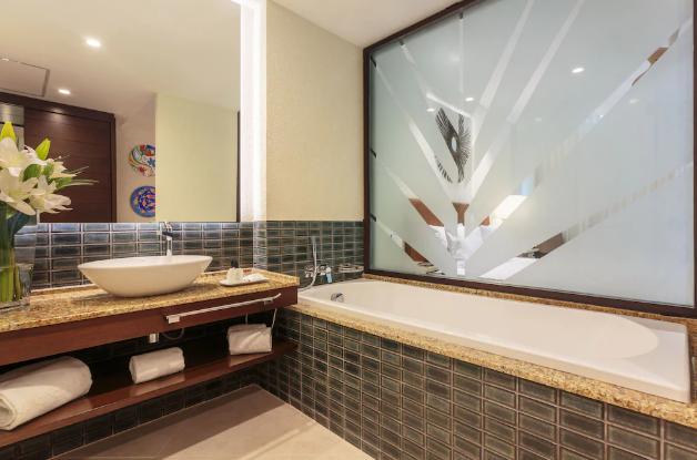 Banheiro bloco luxo casal