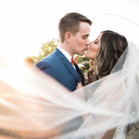 Dana-Powers Barn Wedding