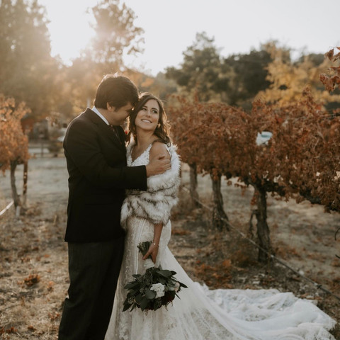 Dark Star Cellars Wedding