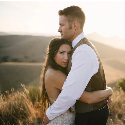 La Cuesta Ranch Wedding Makeup
