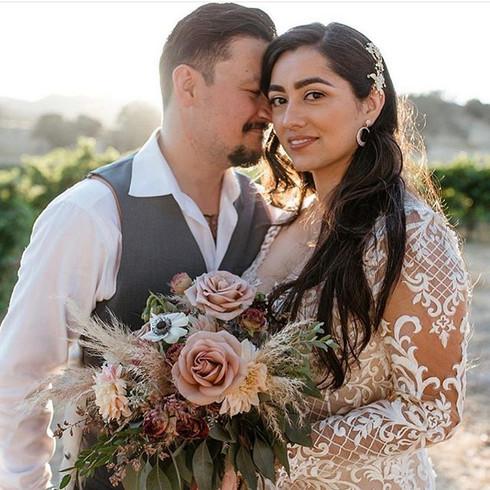 Oyster Ridge Wedding Makeup