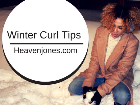 Winter Curl Tips|Natural Hair Care