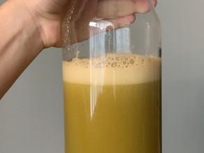 Gut Healing, Mood Boosting, Clear Skin, Immunity Glow Juice Recipe