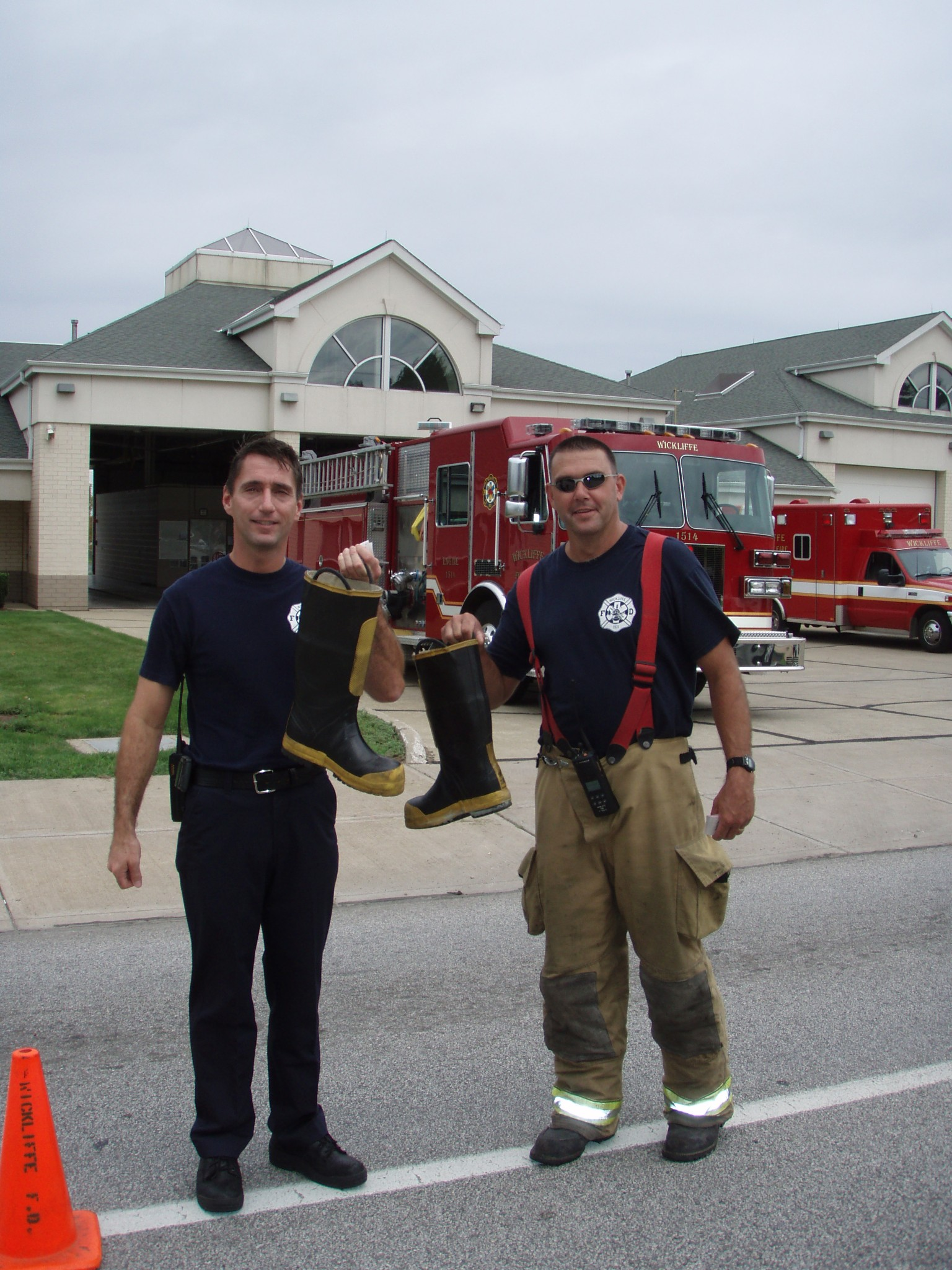 Fill the Boot for MDA
