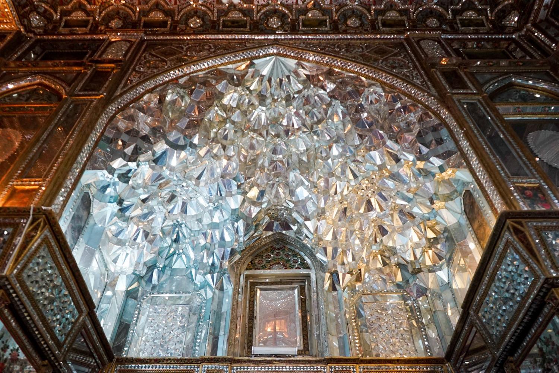 Tehran's Golestan Palace