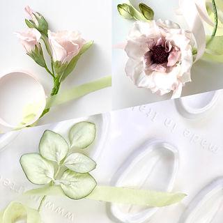 """Мастер-класс """"Сахарные цветы"""""""