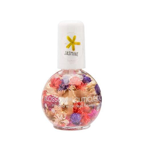 BLOSSOM CUTICLE OIL WITH FLOWERS – 12.5ML JASMINE