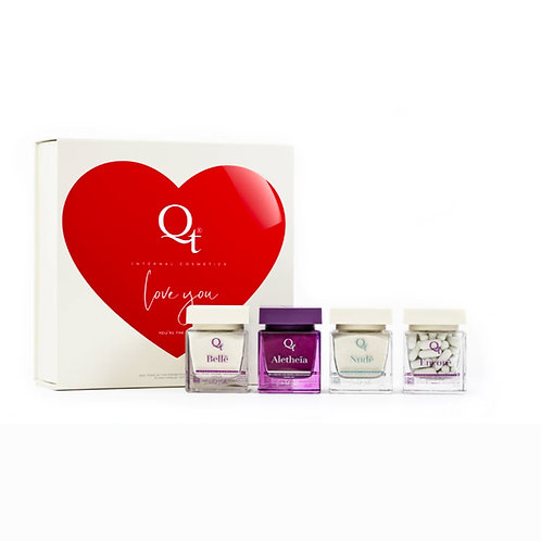 QT - Love You Gift Set for her