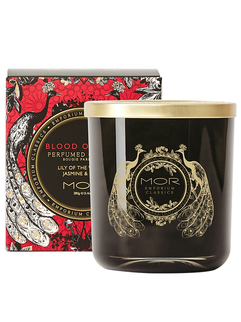 Emporium Classics Blood Orange Perfumed Candle
