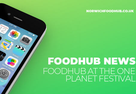 FoodHub News: At the One Planet Festival