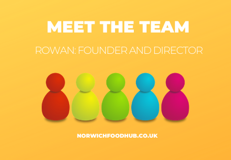 Meet the Team: Rowan, Founder and Finance Director