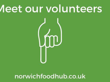 Meet our volunteers