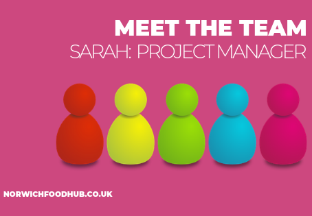 Meet the Team: Sarah, Project Manager
