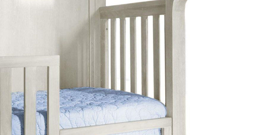 Milk Street Cameo - Sleigh Crib Toddler Conversion Kit