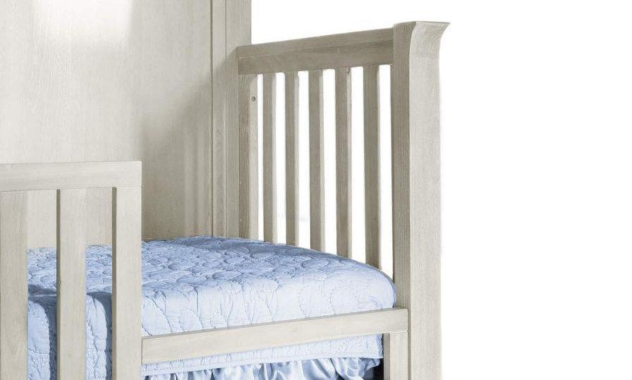 Milk Street Cameo - Sleigh Crib Toddler Conversion Kit
