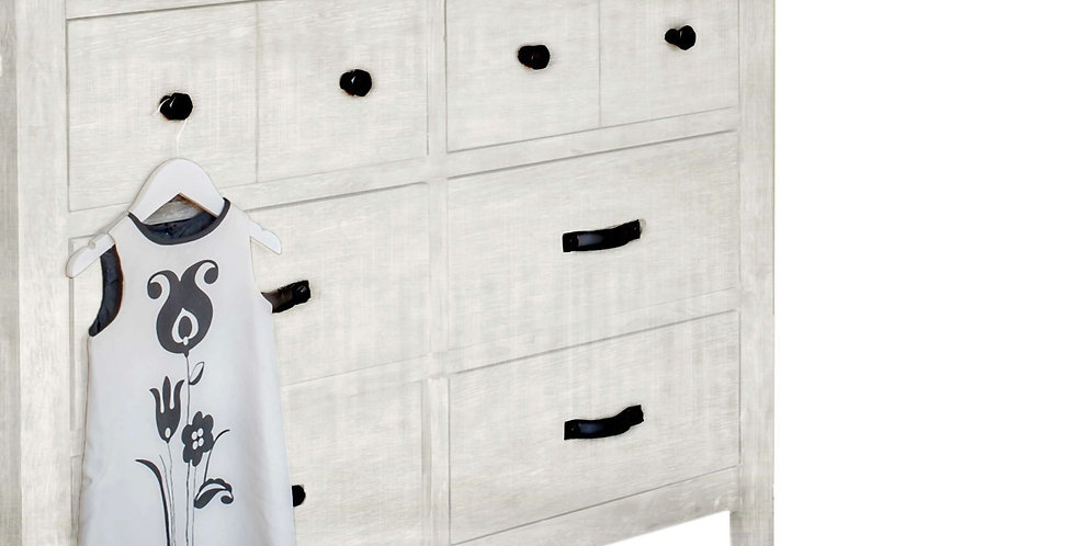 Milk Street Relic - 6 Drawer Dresser