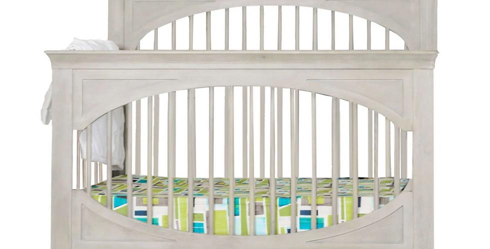 Milk Street Cameo - Oval Conversion Crib