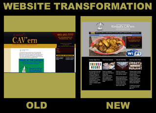 Our website has had a makeover!
