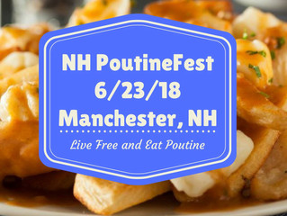 We're Going Back to PoutineFest!