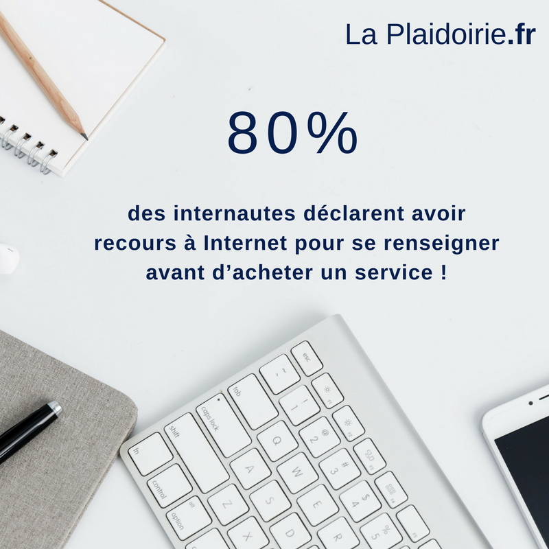 Impact communication internet avocats