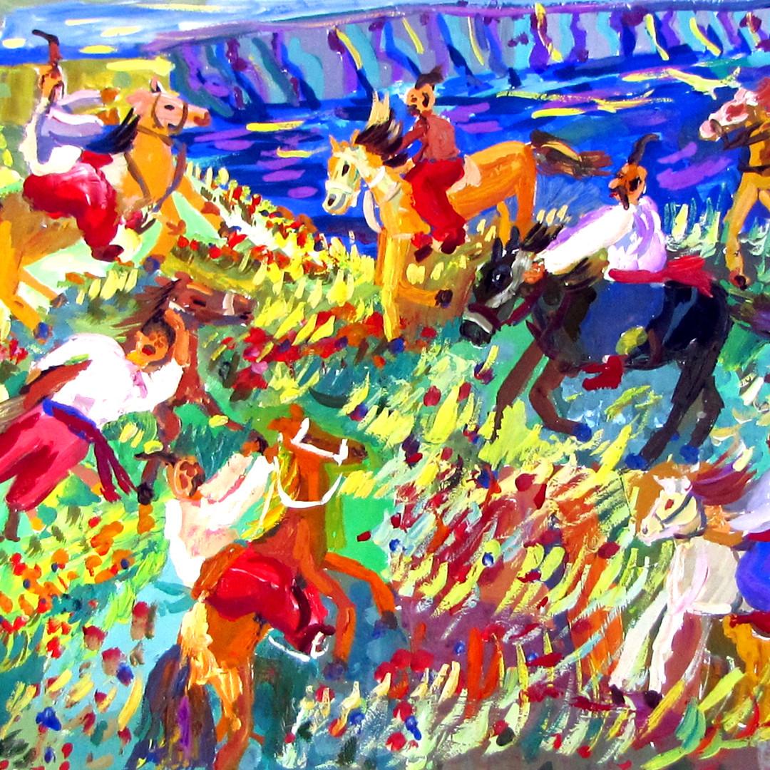 Стадніченко Гордій 12р.Кінний театр вик. Маковька І.А.