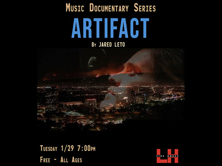 Music Documentary Series Featuring Artifact