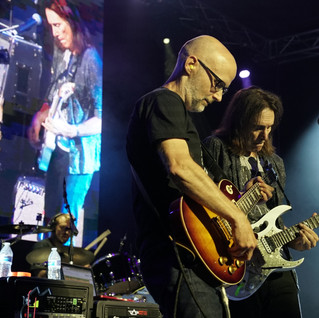 MOBY AND STEVE VAI