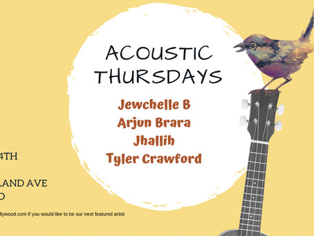 VALENTINE'S DAY ACOUSTIC THURSDAYS